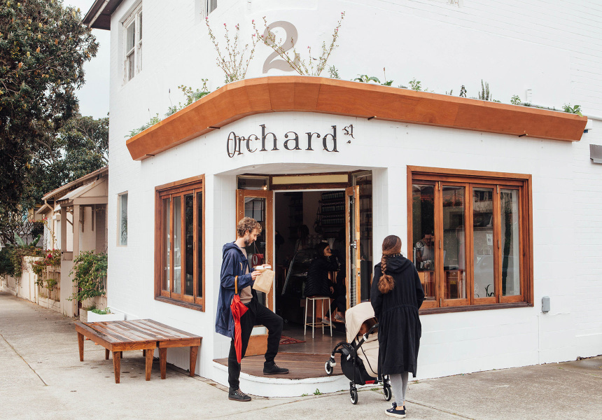 Orchard Street Elixir Bar