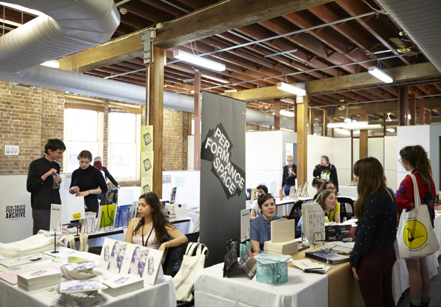 VOLUME 2015 | Another Art Book Fair, 11 – 13 September, presented at Artspace, Sydney, in partnership with Perimeter Books, Melbourne and Printed Matter, Inc., New York.