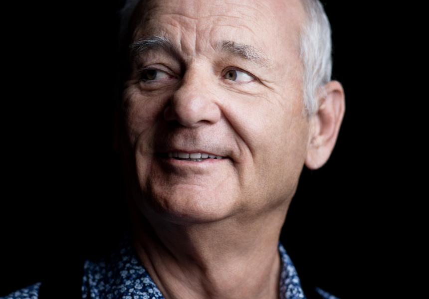 Bill Murray Announces Live Performances in Perth