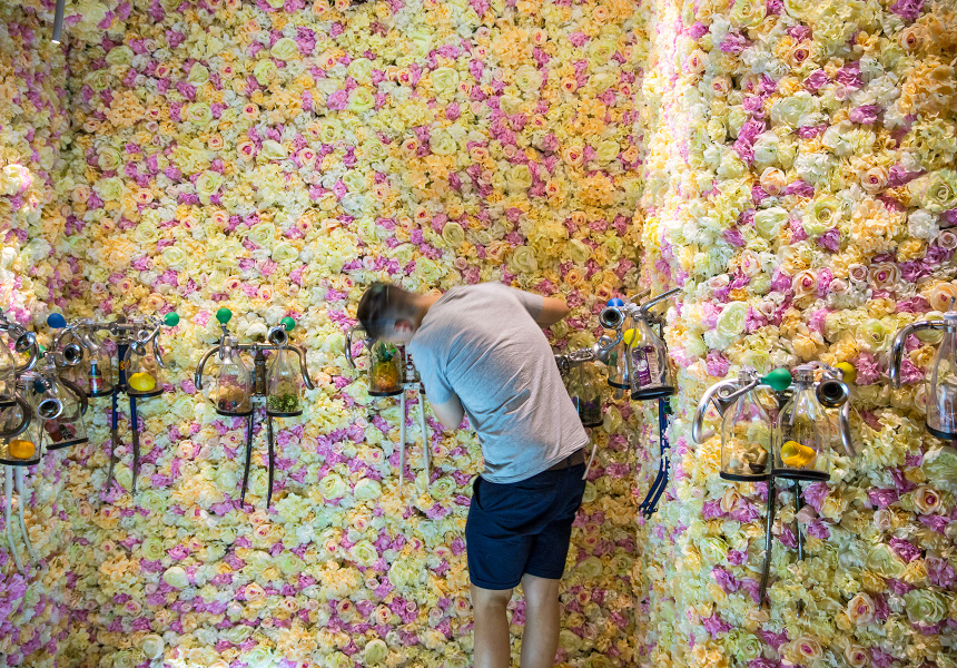 d'Arenberg Cube Alternate Realities Museum