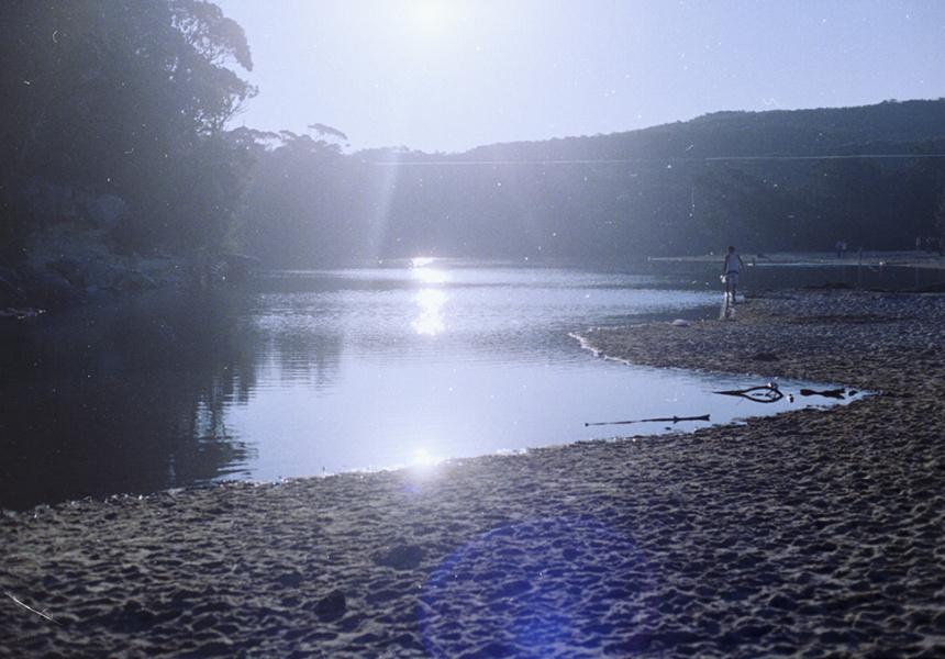 Wattamolla, Royal National Park.