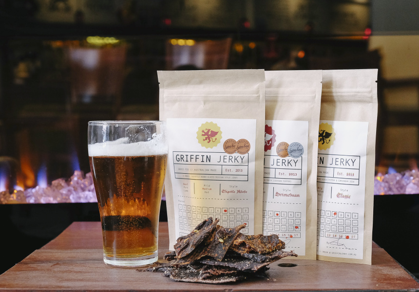 Griffin Jerky