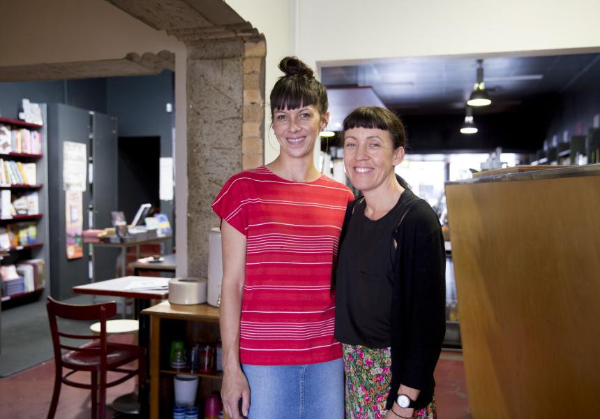 Avid Kitchen & Garden's Mia Goding and Renae Burton