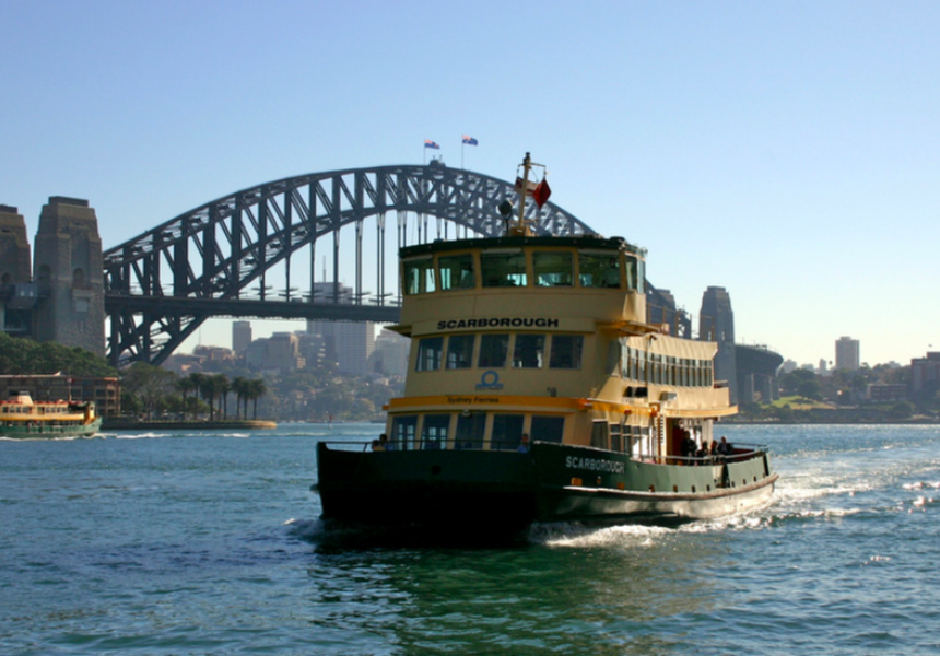 Ferry McFerryface will soon join Sydney's more sensibly-named ferries on the inner harbour.