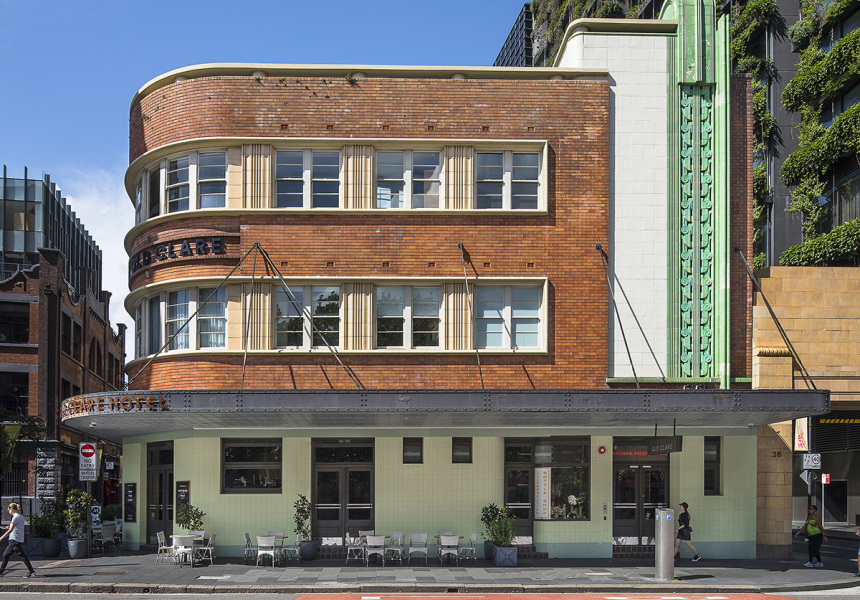 The Clare, Chippendale