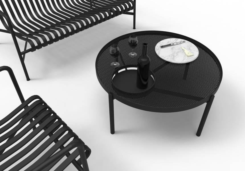 The Sola Table by Rene Linssen