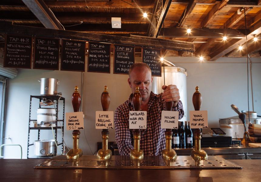 Staves Brewery, Sydney