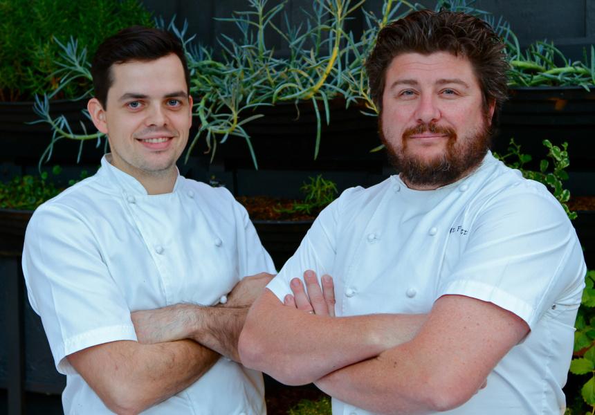 Josh Pelham and Scott Pickett