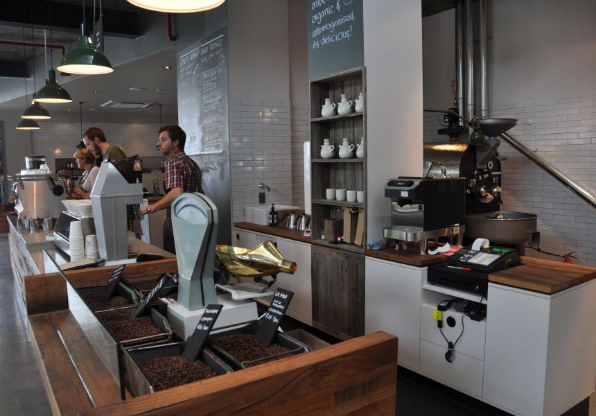 Cafes Open After  Melbourne