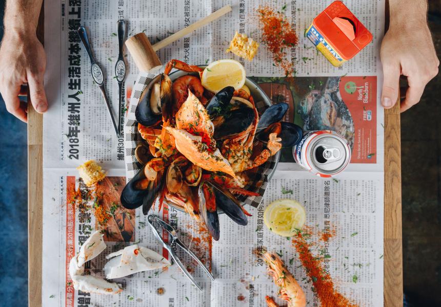Katie's Crab Shack