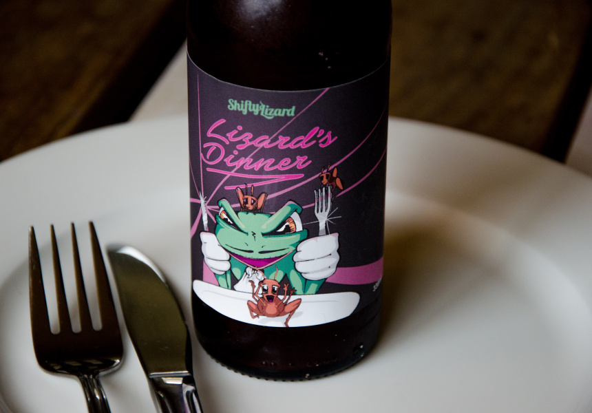 Shifty Lizard Brewing