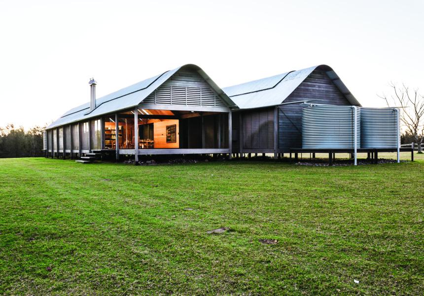 Kempsey House, Glenn Murcutt