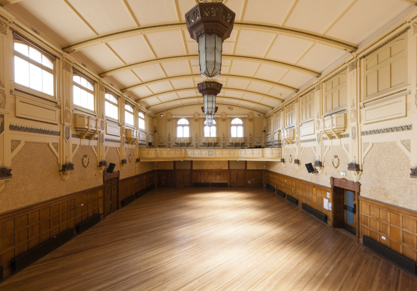 Something Unlimited, Northcote Town Hall