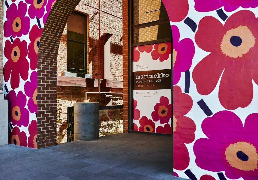 Marimekko: Design Icon 1951 to 2018, Bendigo Art Gallery