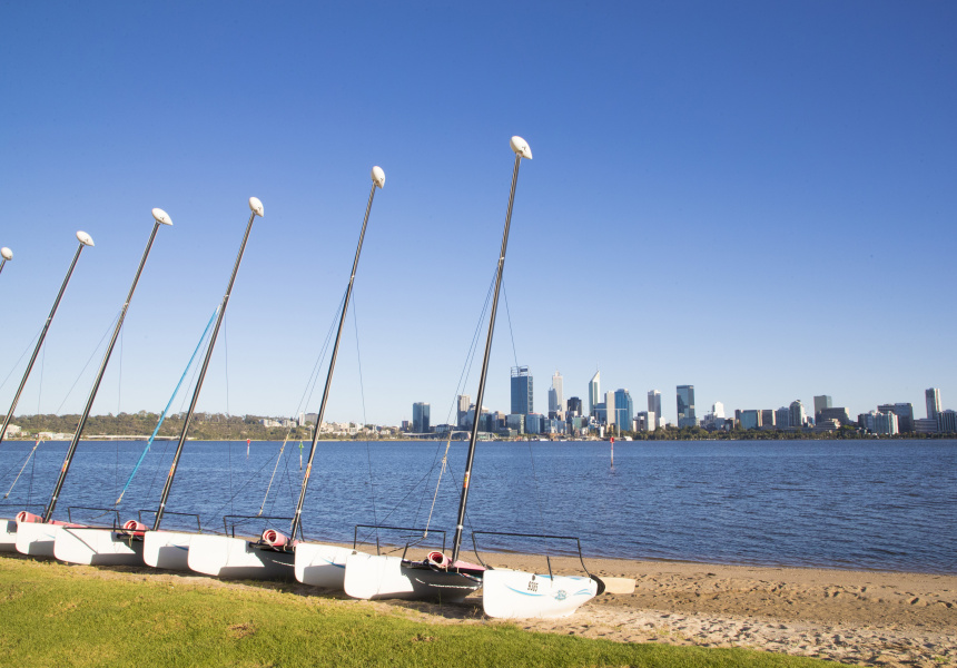 South Perth foreshore