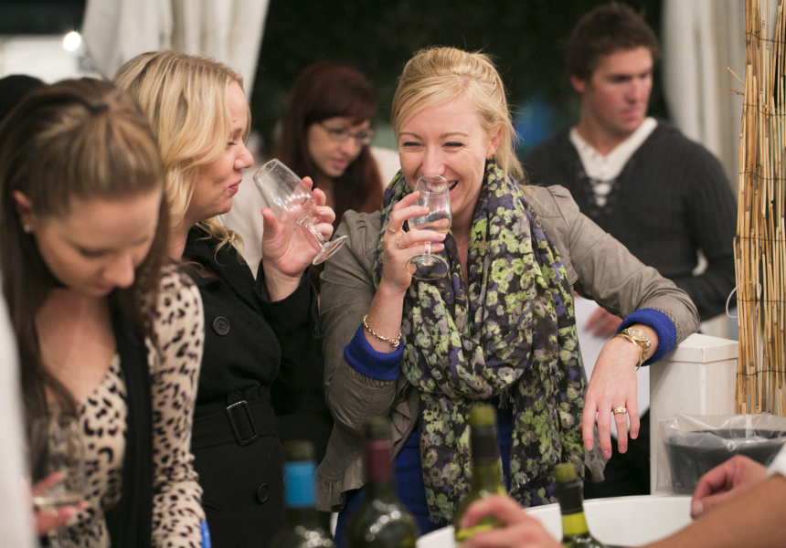 City Wine turns five this weekend.