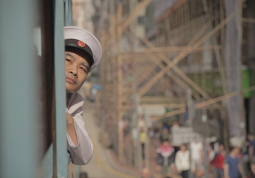 Ju Anqi, A Missing Policeman, 2016, movie, 60 min