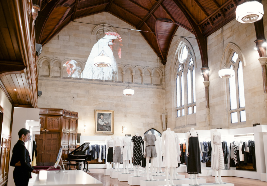 Concept Store, Chapter House