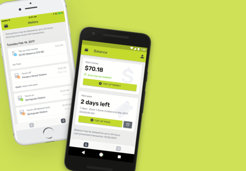 Top Up Your Myki on Your Phone with Mypal - Broadsheet