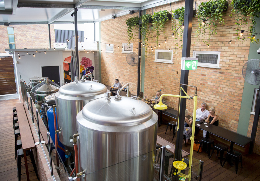 Catchment Brewing