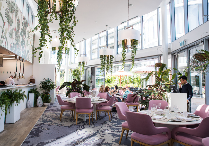 The Botanica: From Farm To Harbourside Table
