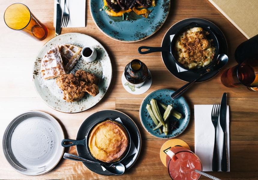 Mr Big Stuff Soul Food Restaurant Opens Melbourne