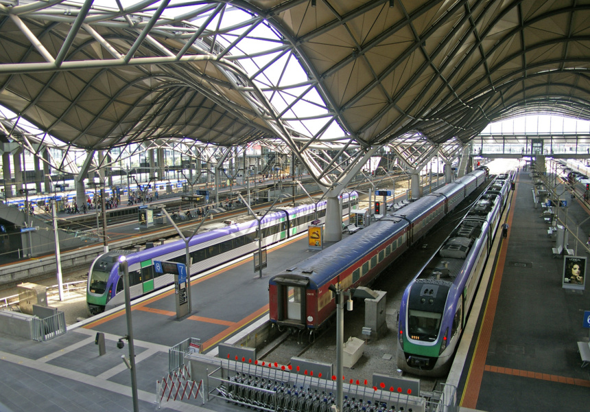 Melbourne Might Finally Cop An Airport Rail Link & It's About Bloody Time