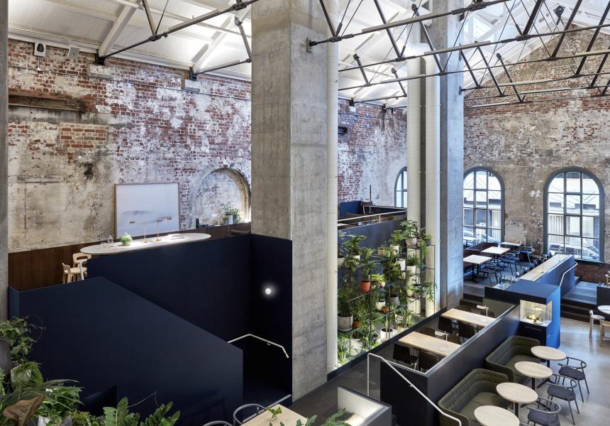 Higher Ground- Design Office