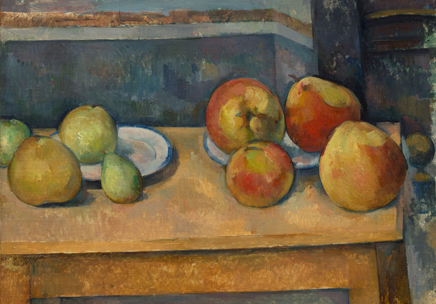 Paul Cézanne / Still Life with Apples and Pears c.1891–92