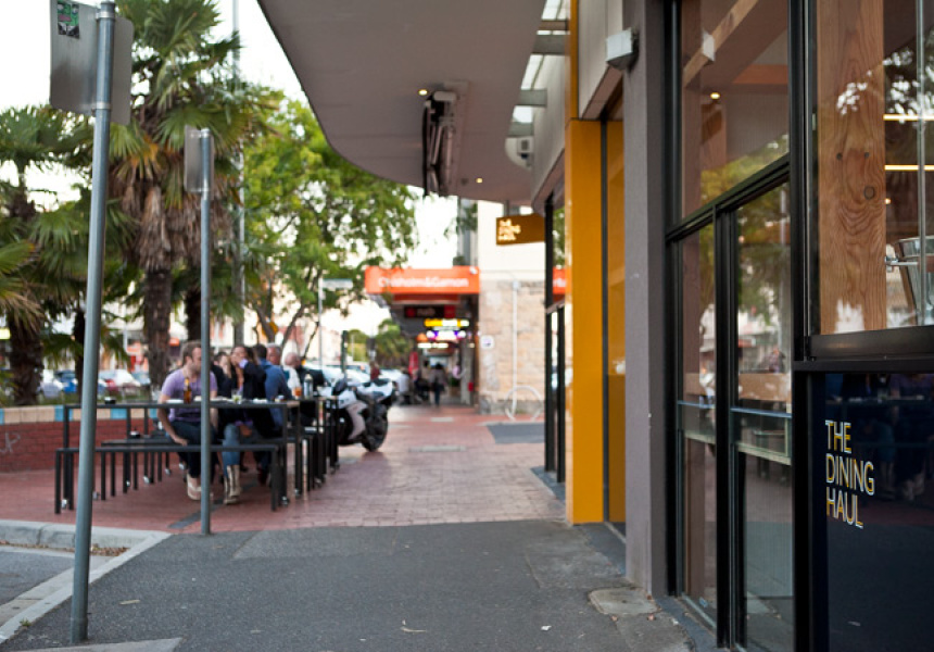 Game City Cafe Perth