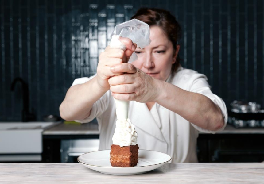 Philippa Sibley, 'Let them eat cakes', Prix Fixe