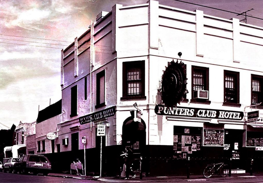 The Punters Club