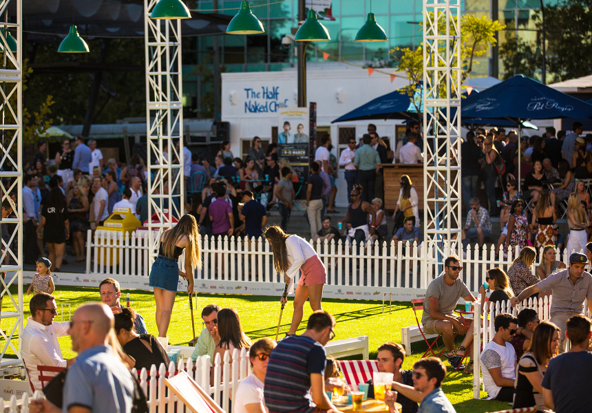 Royal Croquet Club Adelaide 2016