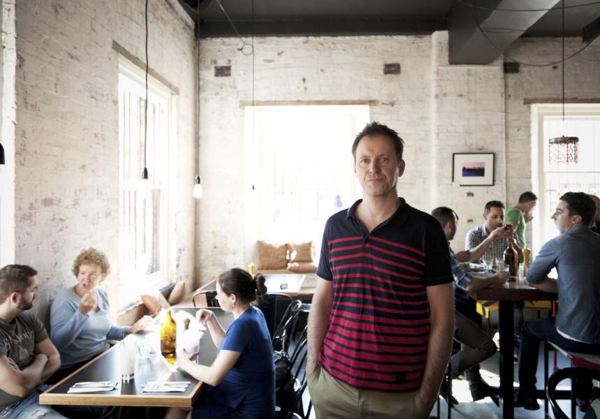 Adam Robinson, director of StreetSmart