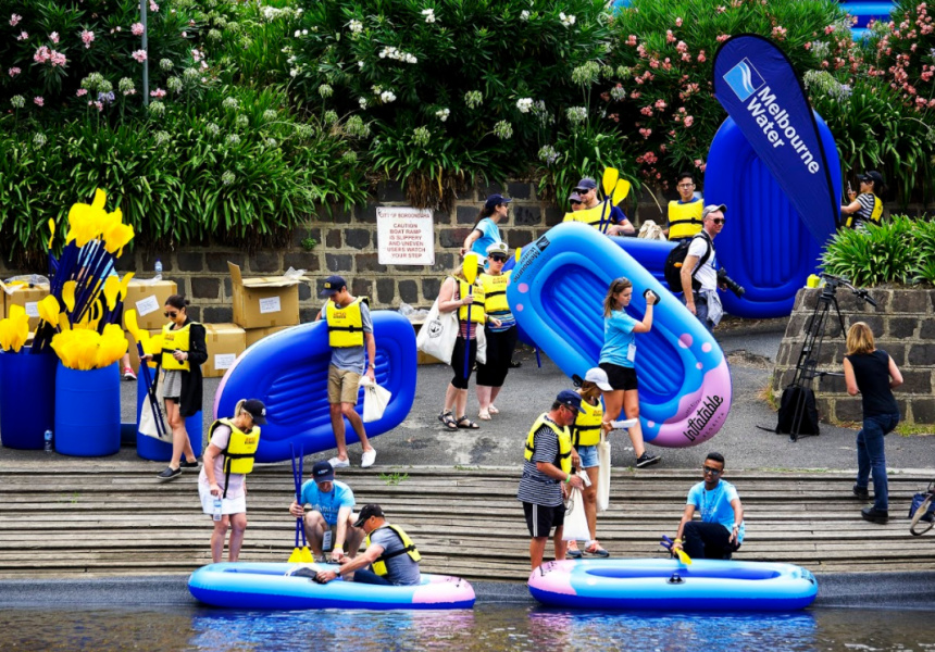 Images courtesy of Inflatable Regatta