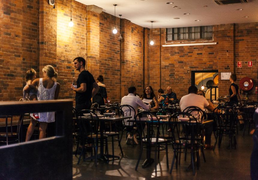 First Look Italian Food Restaurant Opens In Spring Hill Broadsheet