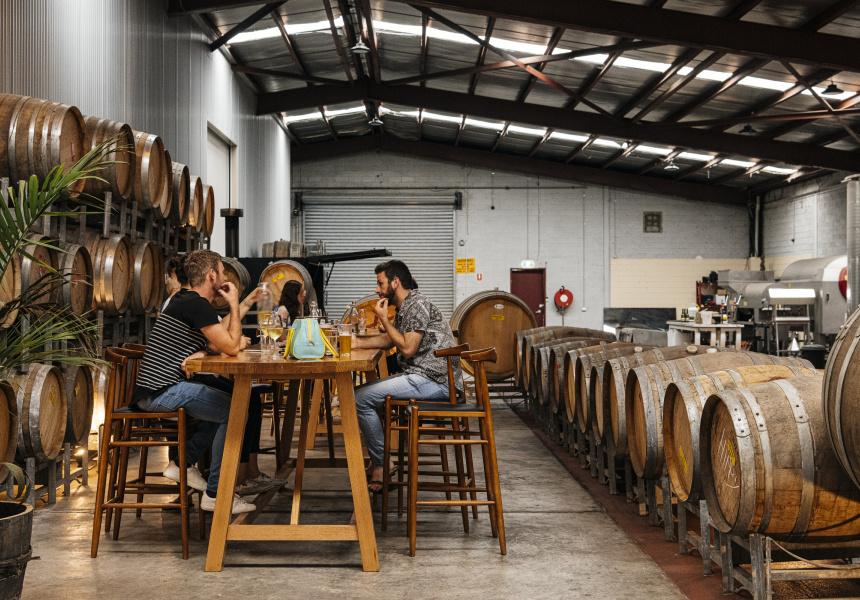 Jamsheed Urban Winery