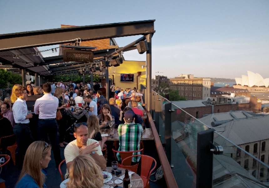 Best Rooftop Bars In Sydney Broadsheet