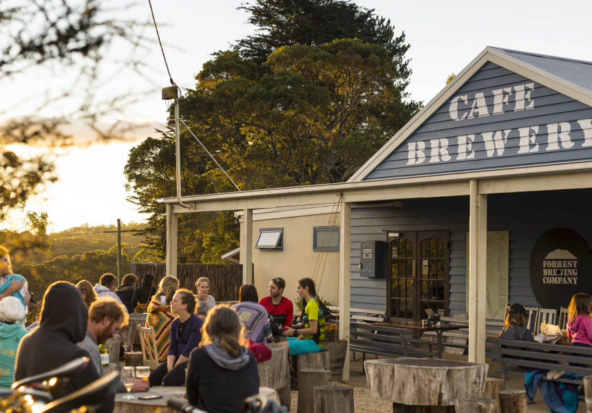 Forest Brewing Company, Otway Ranges