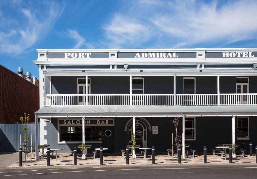 Port Admiral