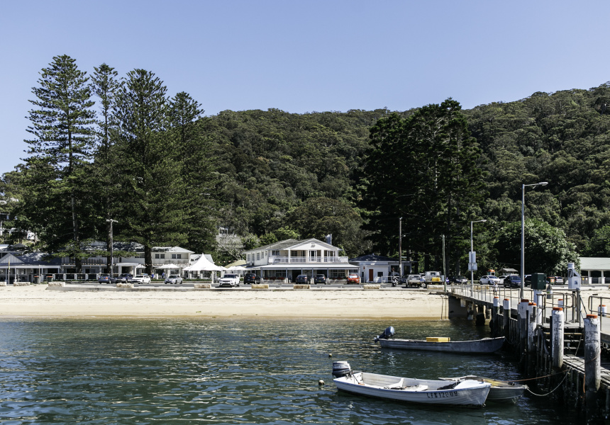 Boathouse Hotel Patonga