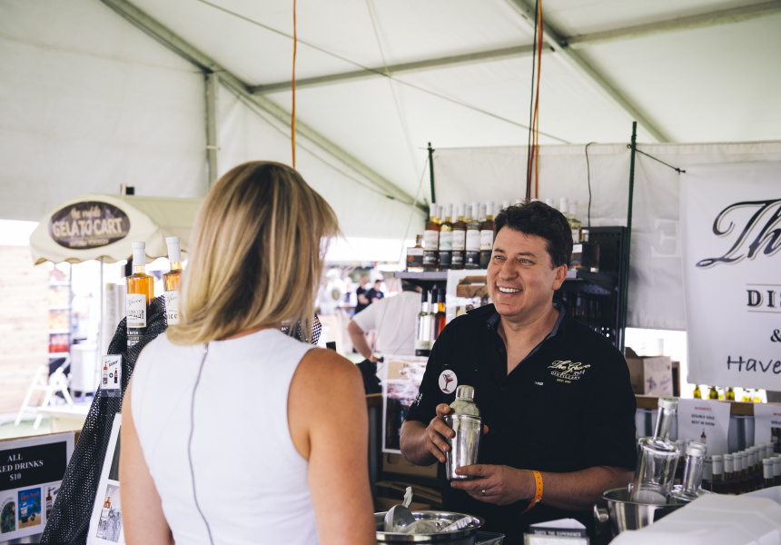Gourmet Village at Leeuwin Estate 2018