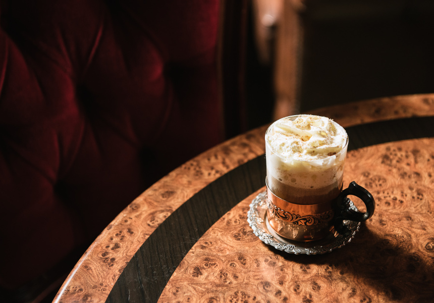 Sean Baxter's Hot Buttered Double Black.