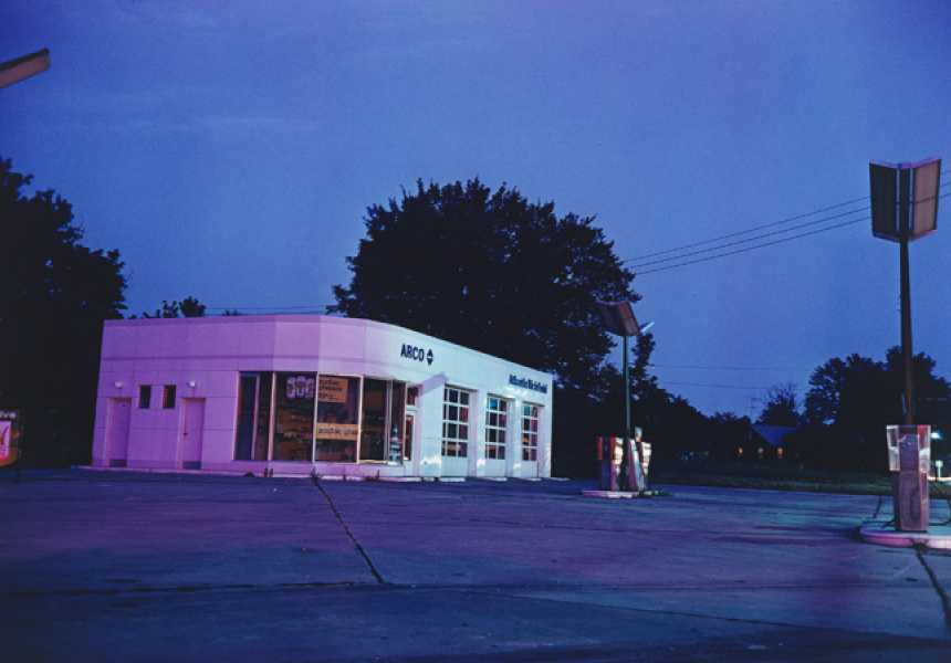 "William Eggleston ""Untitled"" from Troubled Waters 1980"