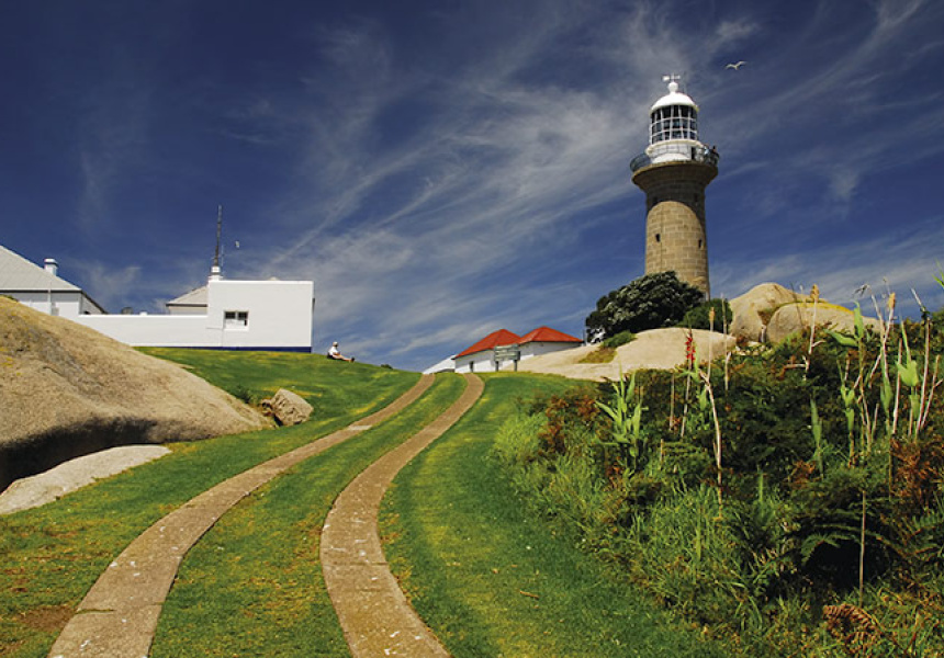 The Lighthouse, Montague Island