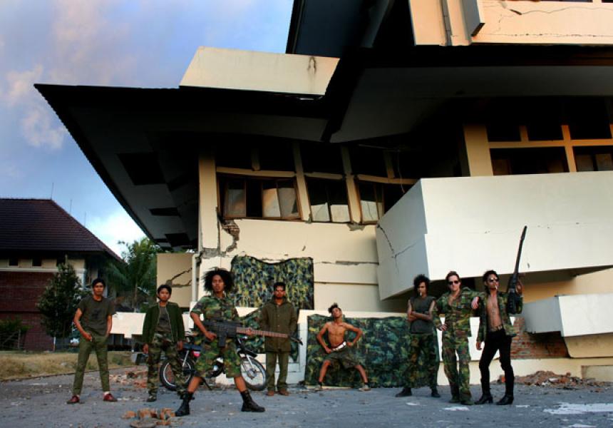 Punkasila, Jogyakarta, 2006
