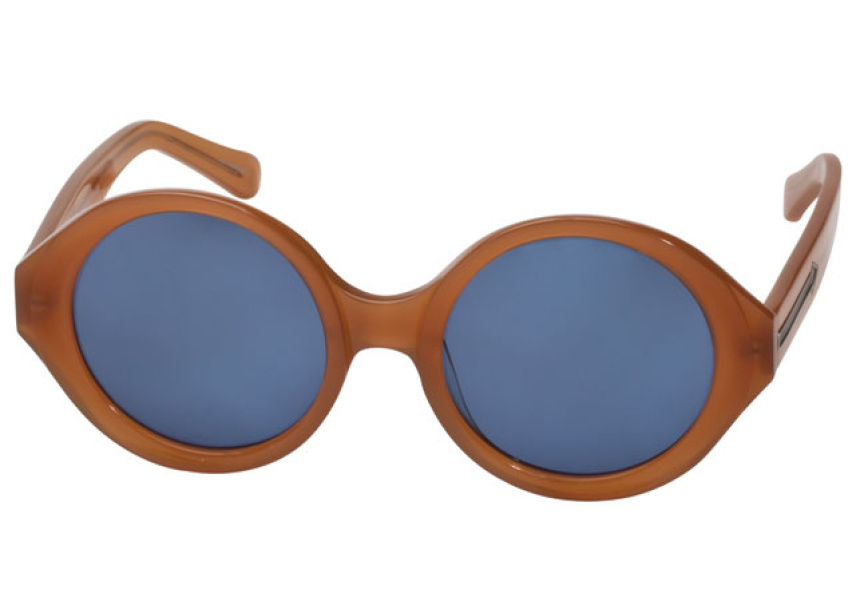Toffee coloured frames