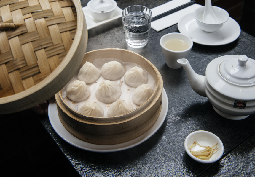 Dishes we can't live without: HuTong's xiao long bao
