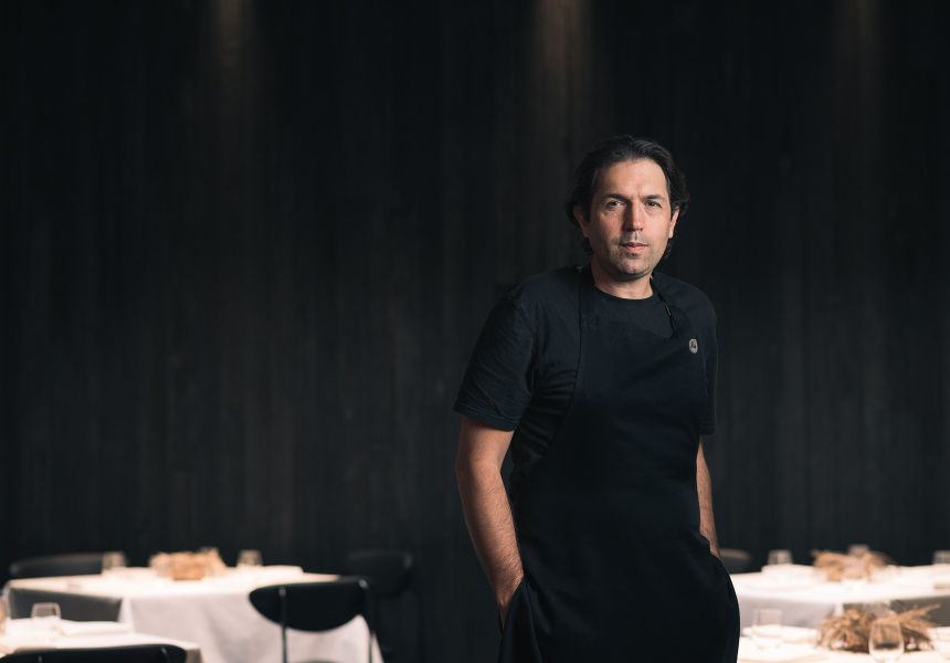 Owner and chef Ben Shewry
