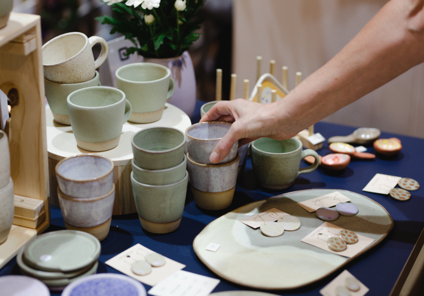 Image courtesy of Makers & Shakers Market